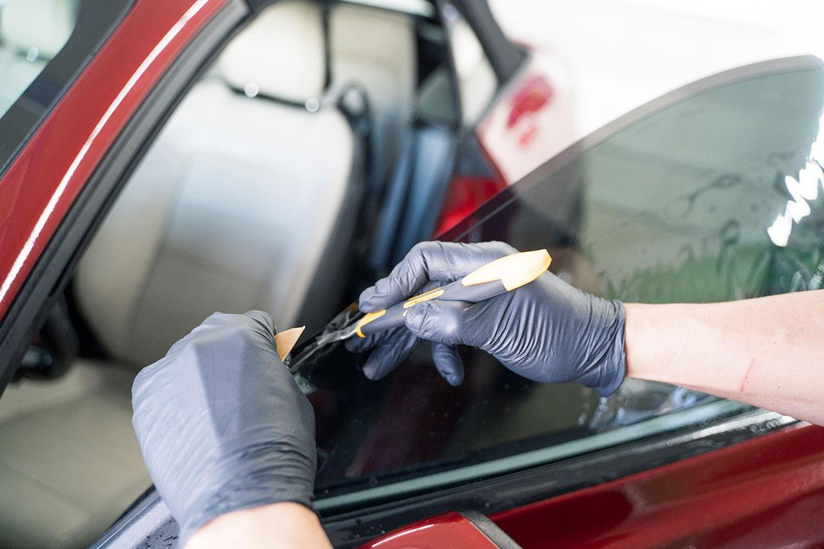 car window tinting cleveland